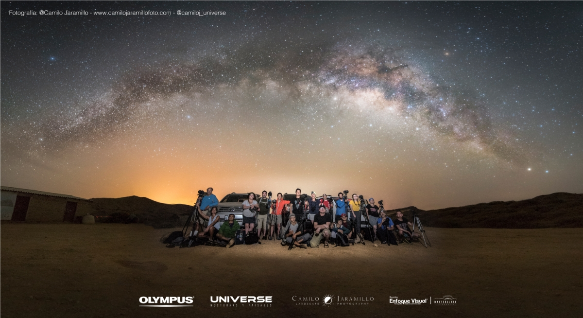 REVISTA ENFOQUE VISUAL - ASTROFOTOGRAFÍA