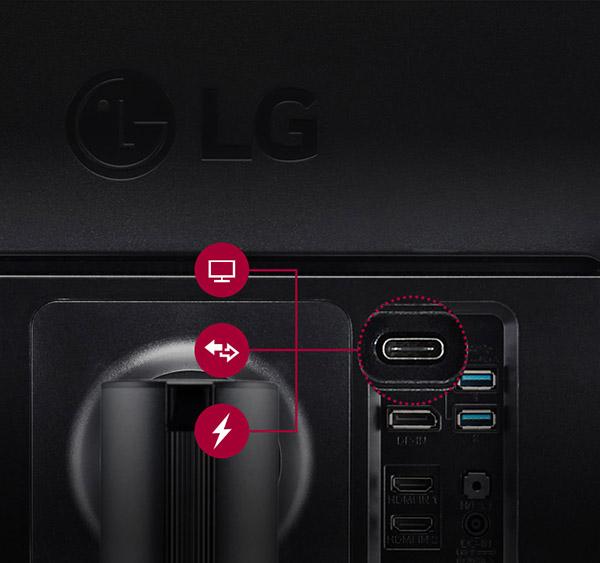 27UN880 LG UltraFine display Ergo