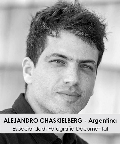 ALEJANDRO CHASKIELBERG