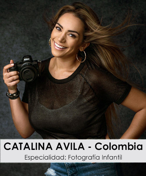 CATALINA AVILA - Colombia