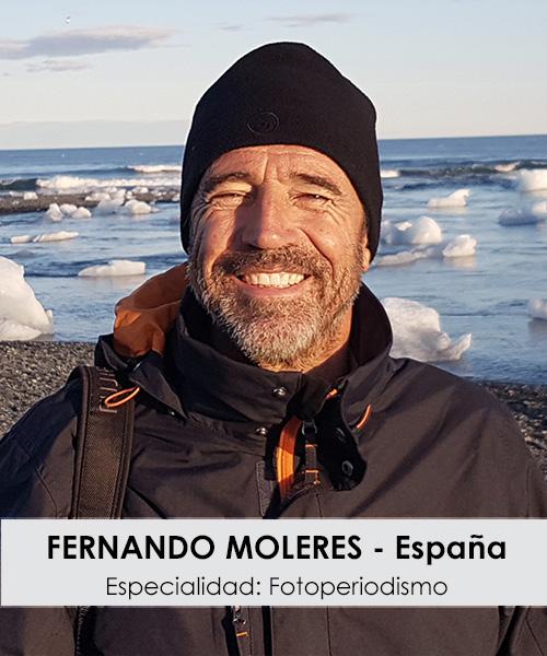 FERNANDO MOLERES - España
