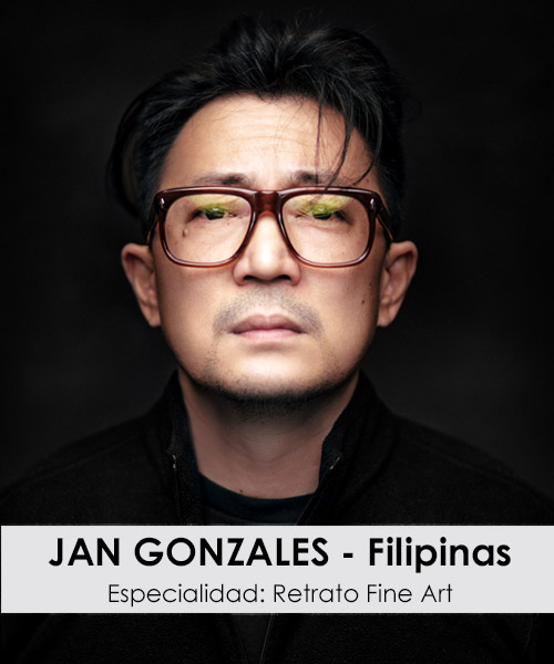 JAN GONZALES - Filipinas