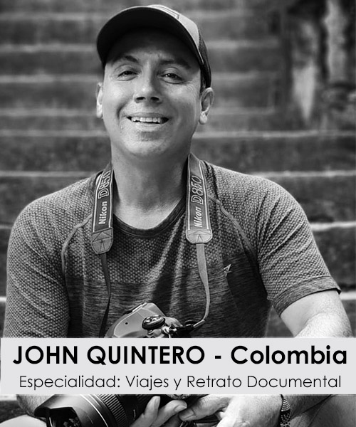 JHON QUINTERO - Colombia