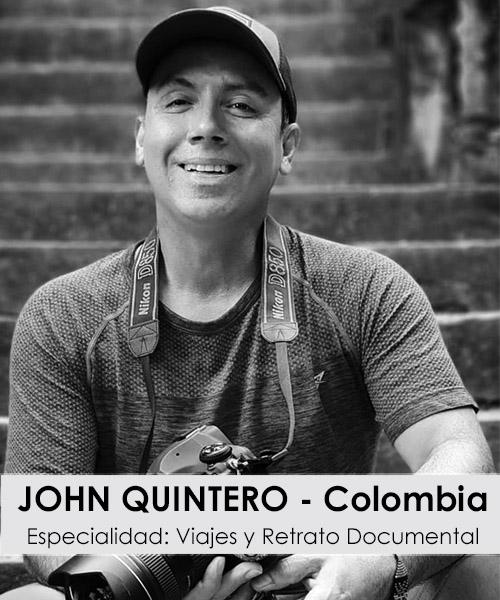 JHON QUINTERO