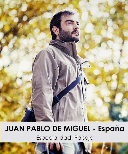 JUAN PABLO DE MIGUEL