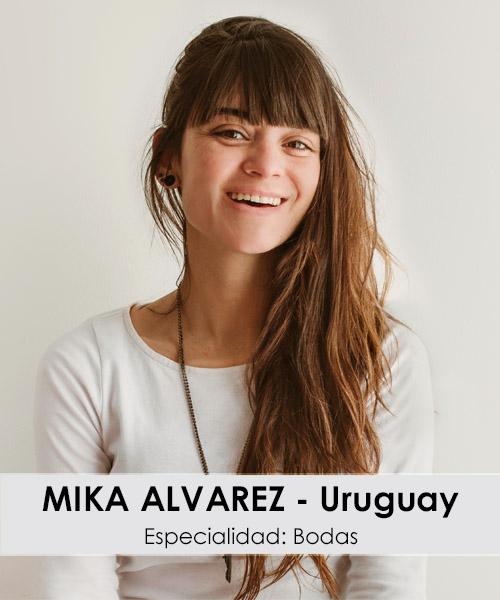 MIKA ALVAREZ - Uruguay
