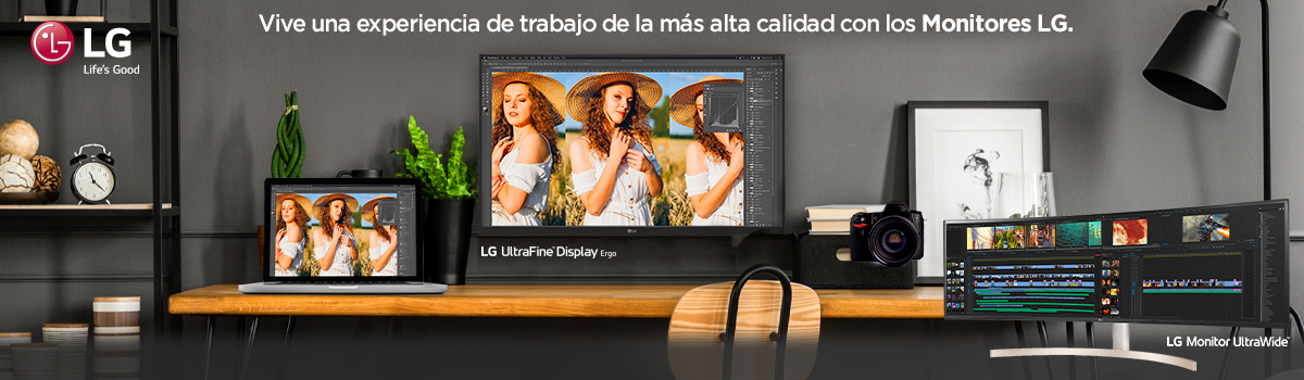 LG MONITORES ULTRAFINE