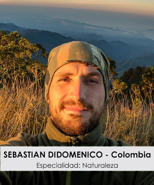 SEBASTIAN DIDOMENICO - Colombia